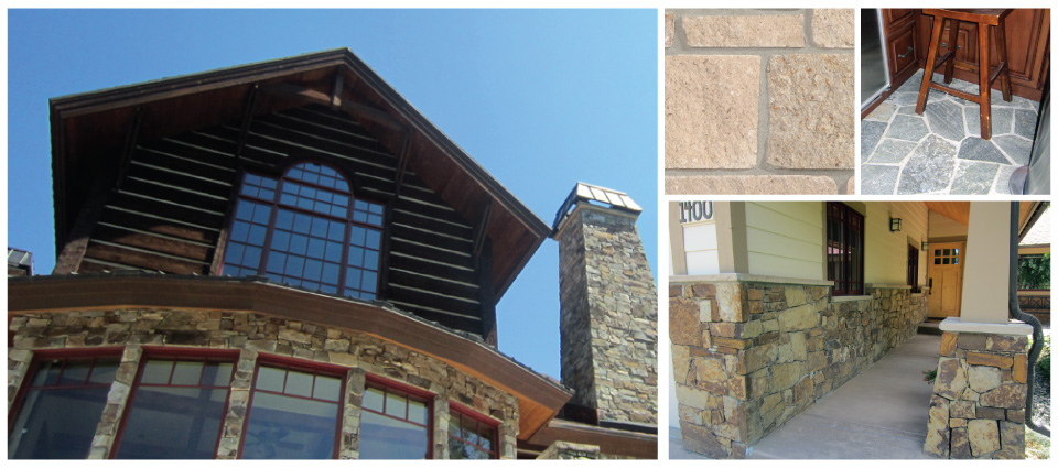Steamboat Springs Stone Yard and Masonry Supplies for Landscaping, Architecture & Interior Designers